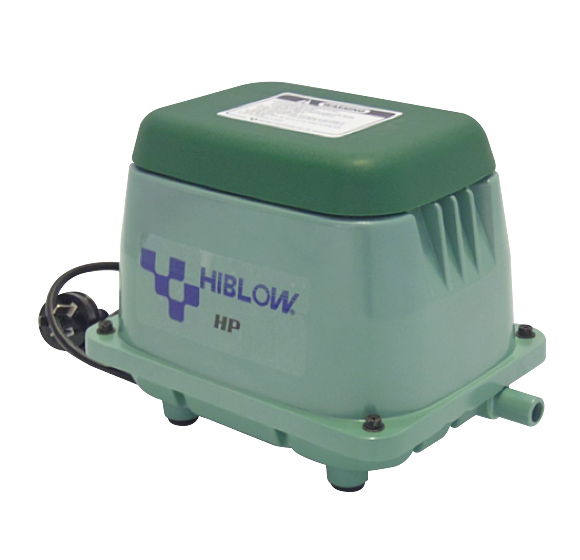 Septic Tank Blower : Hiblow hp air blower septicblowers